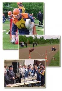 Bundeswettbewerb - Jugendfeuerwehren
